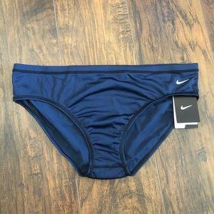 Nike Women's Navy Bikini Bottom